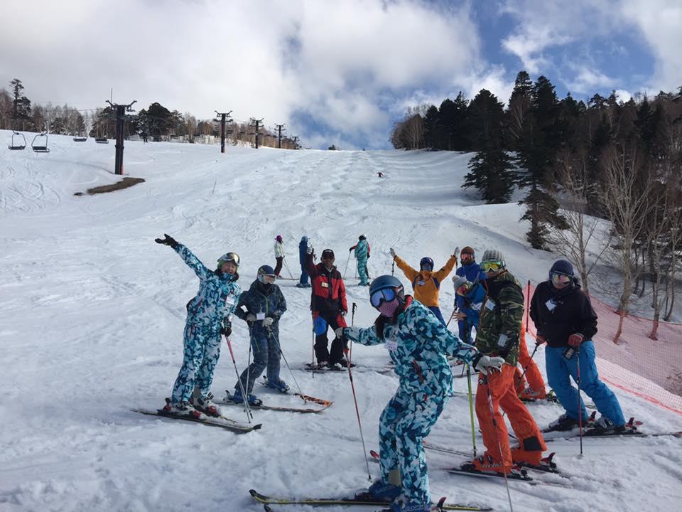 天元台スキー学校